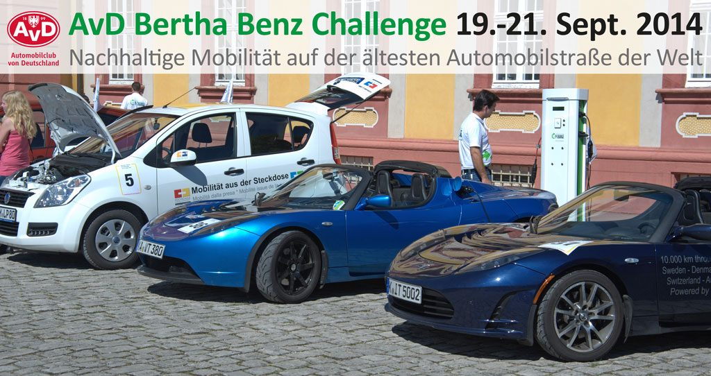AvD Bertha-Benz-Challenge